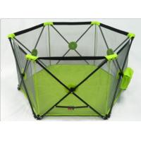 Buy cheap Mesh Lightweight Portable Baby Play Yard / Super Baby Playpens product