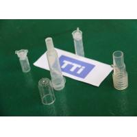 Buy cheap High Precision Injection Molding / Tansparent Medical Injection Molded Part product