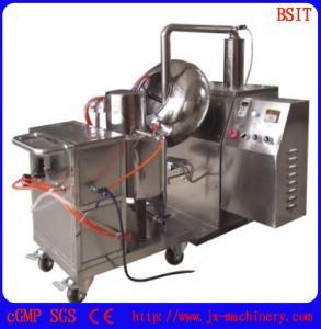 Buy cheap 液体の供給装置が付いているタブレットのためのByc-400A 304の砂糖のコータ product