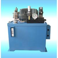 Buy cheap 12v 24v dc hydraulic power unit ,  vertical and horizontal  mount power pack for tipper trailer product