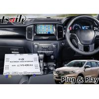 Buy cheap Android 6.0 Navigation Video Interface for 2016-2018 Ford Everest SYNC 3 system from wholesalers