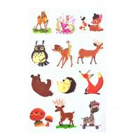 Buy cheap Custom Kids Fun Gift Magical No Glue Stickers Reusable And Washable TPE sticks product