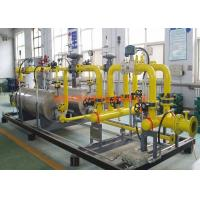 Buy cheap Stationary Natural Gas Processing Equipment Gas Pressure Regulating And Metering Station product