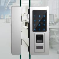 Buy cheap Zinc Alloy Smart Remote Control Finger Touch Door Lock For Office Easy To Operate product