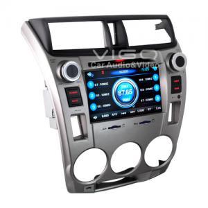Buy cheap 7Inch Touch Screen Honda Car Sat Nav DVD GPS For Honda City Multimedia VHC7973 product