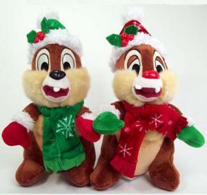 China плюш Дисней шаржа 20cm Toys Дейл и животные Charistmas обломока заполненные wholesale