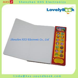 Buy cheap Shenzhen Professional Kids Children Talking Book Exporter product