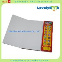 Buy cheap Shenzhen Professional Kids Children Talking Book Exporter from wholesalers