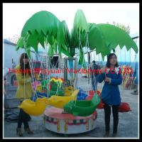 Buy cheap Rotating Flying Fish kiddie ride for 12 kids for amusement park product