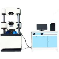 Buy cheap Mechanical ASTM Hydraulic Tensile Testing Machine  600kn Universal Testing Machine product