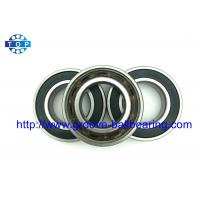Double Sealed Deep Groove Ball Bearing 6005ZZ For Household Appliances