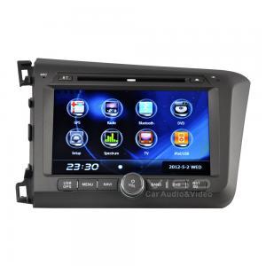 Buy cheap Honda Sat Nav DVD Player for Honda Civic Car Stereo VHC8892 product