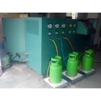 Buy cheap Three Stations R22 / R134a Refrigerant Charging Filling Machine ISO Tank product
