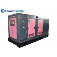 Buy cheap Stock Genset Power with 275kva Genset Iveco Diesel Generator with Engine C9 product