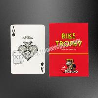 Buy cheap Modiano Bike Trophy Marked Playing Cards For Gamble / Magic Show product