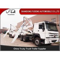 Buy cheap 20FT 40FT Container Side Loader Trailer , Box Loader Container Side Lifter Truck product