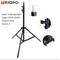 Buy cheap TRIOPO Photographic Background Support Portable Photography Background stand backdrop stand with black product