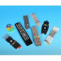 Buy cheap silicone rubber remote control keypads product