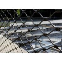 Buy cheap 7*19 Stainless Steel 1.5mm Ferruled Wire Mesh product