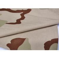 Buy cheap High Stretch Camouflage Fabric Twill Weaving Army Print Fabric 32X32 Yarn Count product