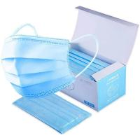 Buy cheap 3ply earloop face mask disposable face mask surgical mask product