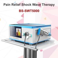 Buy cheap treatment of shoulder calcific tendinitis shock wave therapy equipment for physiotherapy sports injury and pain relief from wholesalers