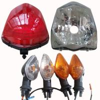China Titan 150 Motorcycle Lamp for Brazil Motorbike ,Motorcycle lights on sale