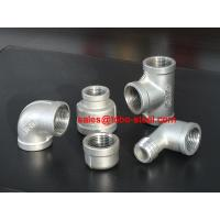 Buy cheap High pressure pipe fittingsMSS SP44Elbow, Union, Tee, Cross, Outlet, product