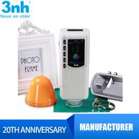 Buy cheap Integrating Sphere 3nh Color Difference Meter , Paint Color Analyzer Handheld Structure from wholesalers