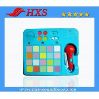 Buy cheap Customized Push Button Electronic Music Talking Book product