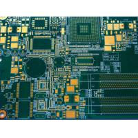 Buy cheap FR4 Based HDI PCB board 1.6mm , 18um Copper Thickness and PCBA fabrication product