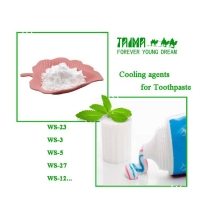 Buy cheap Mint Candy WS-27 Cooling Agent Powder C12H25NO 99.0% Purity for toothpaste product