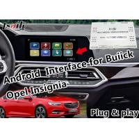 Buy cheap Android 6.0 Auto Interface for 2014-2018 Opel Crossland Insignia Mokka support Online Map Miracast CarPlay WIFI from wholesalers