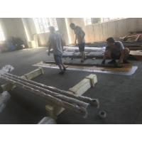Buy cheap Wear Resistant Steel Extruder Shaft For Double Screw Extruder Machine product