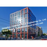 China EPC General Hotel Construction in Steel Structure and Prefabricated Buildings for Steel Structure Offices wholesale