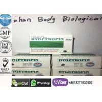 Buy cheap 191AA Human Growth Hormone Peptide Jintropin/Hygetropin/Kigtropin HGH for Bodybuilding product