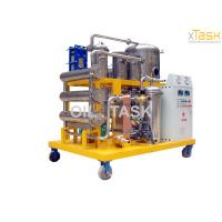 Buy cheap Vacuum Type Cooking Oil Purifier and Oil Filtration Plant, Vegetable Oil Filtration System, UCO Filter Series SYA product
