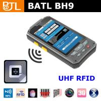 Buy cheap Gold supplier BATL BH9 two psam Sunlight Readable smartphone rfid reader product