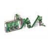 Buy cheap 3-4/h Wood Pellet Plant Biomass Pellet Production Line from wholesalers