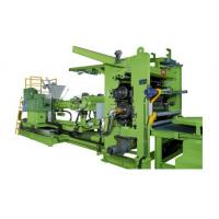 China Low Noise 4 Roll Calender Machine For Pvc Semi Soft Transparent Film wholesale