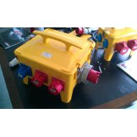 Buy cheap Waterproof Portable Distribution Box Customized Yellow ABS Power House product