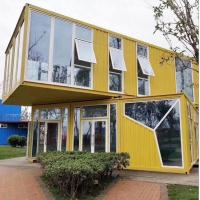 Buy cheap Shipping Luxury Shipping Container Homes ,  Modern Container Homes Witih Furniture product