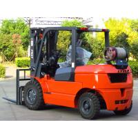 Buy cheap Small LPG Forklift Truck , Dual Fuel Forklift 5 Ton With USA PSI 4.3 EPA FG50T product