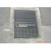 Buy cheap Customized Low Carbon Steel Grate Drain Cover Rust - Proof Safe Design product