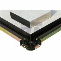 Buy cheap Calcium Sulphate Data Center Raised Floor Adjustable Height High Strength product