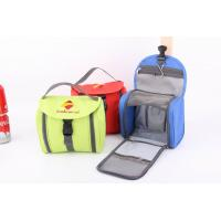 China 600D Polyester Hanging Toiletry Kit For Travel on sale