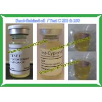 Buy cheap Semi Finished Steroid liquid Cypoject 250 Test C 200 / Test Cyp For Bodybuilding product