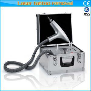 China Mini Portable Eyeline Removal Carbon Peel Treatment ND YAG Laser Machine 1Hz ~ 6Hz wholesale