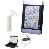 Buy cheap 2012 fashion hot-sales 5-days internet weather station ET818N product