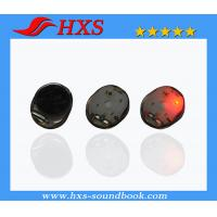 Buy cheap shenzhen small size crystal beautiful colour led flashing light in round shape product